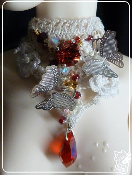 Lysel K. créations - Accessoires, Chapeau, Bijoux LyselSB_CommKhaa01s