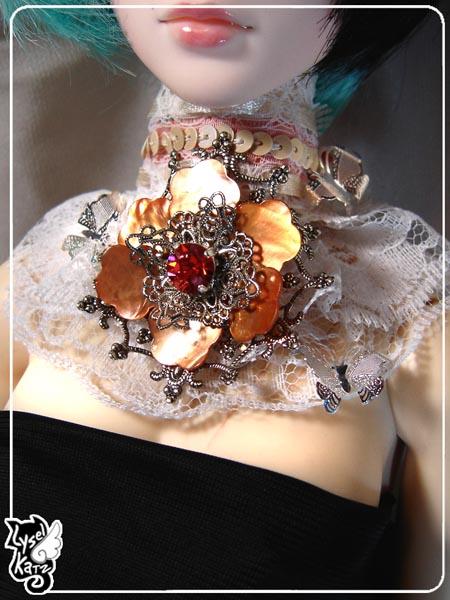 Lysel K. créations - Accessoires, Chapeau, Bijoux LyselSb_Ldoll009s