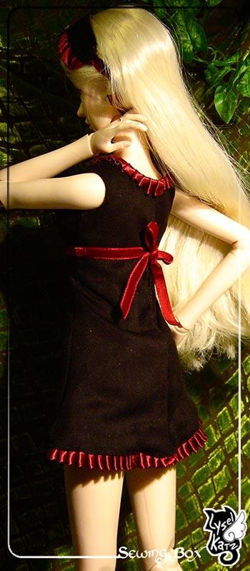 Lysel Katz sewing box > manteau acidulé & flashy p8 LyselSb_camelia-maidendress01s