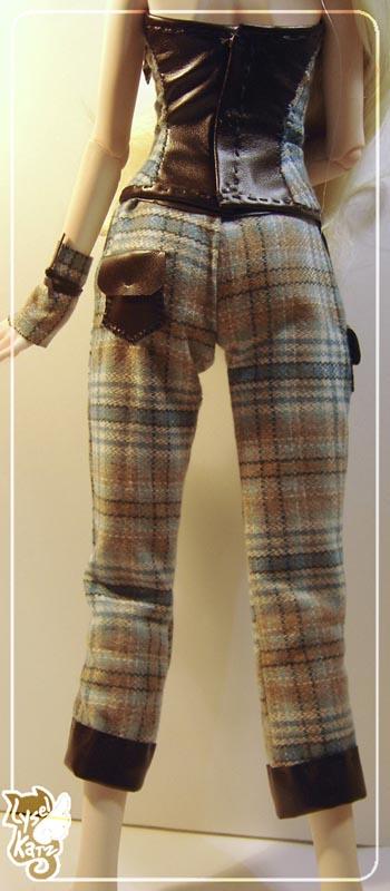 Lysel Katz sewing box > manteau acidulé & flashy p8 LyselSb_camelia-tartan104s